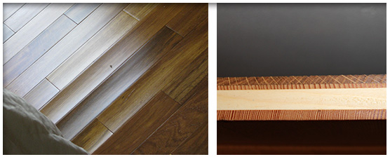 engineered versus traditional wood flooring