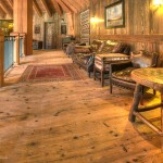 Reclaimed Spruce – Devil's Thumb Ranch