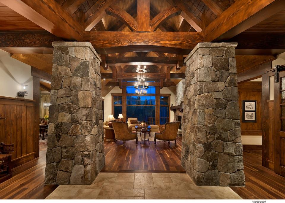 Engineered Reclaimed Real Hardwood Floor Photo Gallery