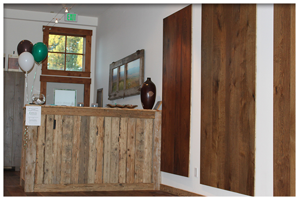 new flooring showroom in truckee lake tahoe