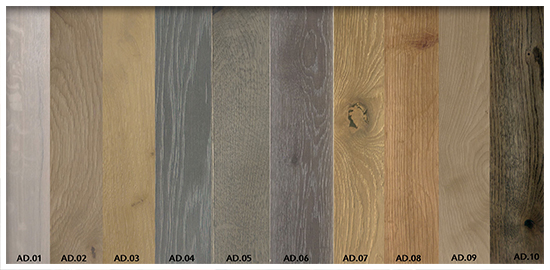 New floor stain color options for hardwood flooring nor for Hardwood floor color options