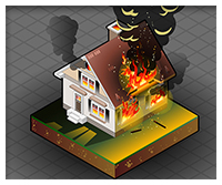 time to check your fire alarms and other free homeowner tips from Truckee flooring contractor