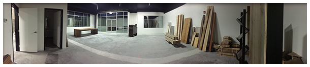 SParks Reno Nevada flooring showroom and warehouse