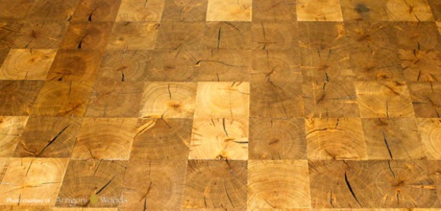 Featured Product: Bavarian End Cut Oak