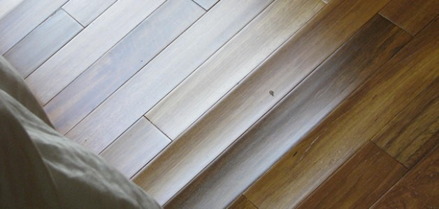 Tip: Reduce Warping and Shrinking of your Floors